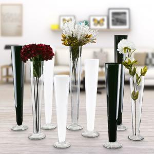 Decorative Tall Glass Vases