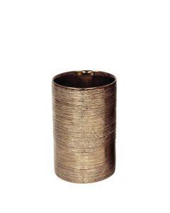 Copper Cylinder Vases