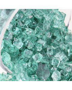 Light-green-fireglass-for-fire-pit-fireplace