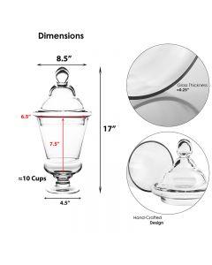 glass-apothecary-candy-buffet-jars-gaj123