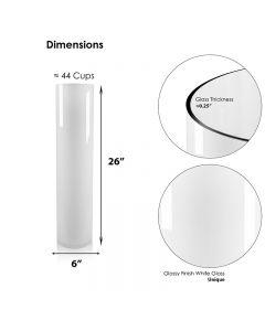 tall-glass-cylinder-vase-black-gcy122-26wt