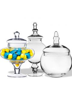 glass-candy-buffet-jars-set