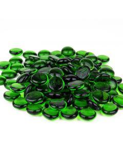 green-flat-marbles