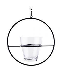 hanging ring planter