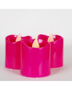 Flameless-Votive-Candles-Fuchsia-1