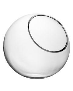 10 inches slant cut bubble bowl