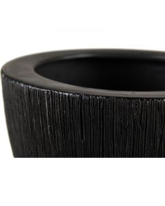 black bubble bowl