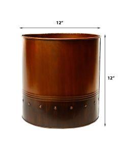 zinc-cylinder-metal-vases-planter-ZICY121212CU