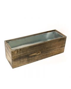 wood--rectangle-box-planters-with-zinc-liner-ZWCB061806LB