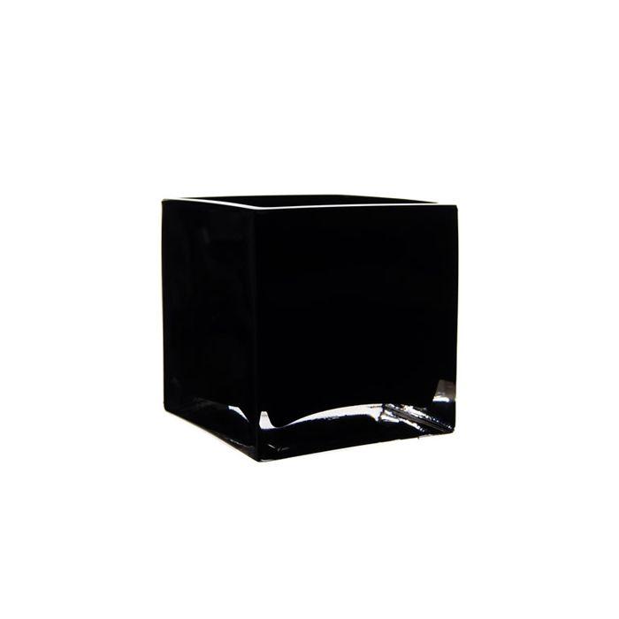 glass-cube-vases-black-gcb127bk