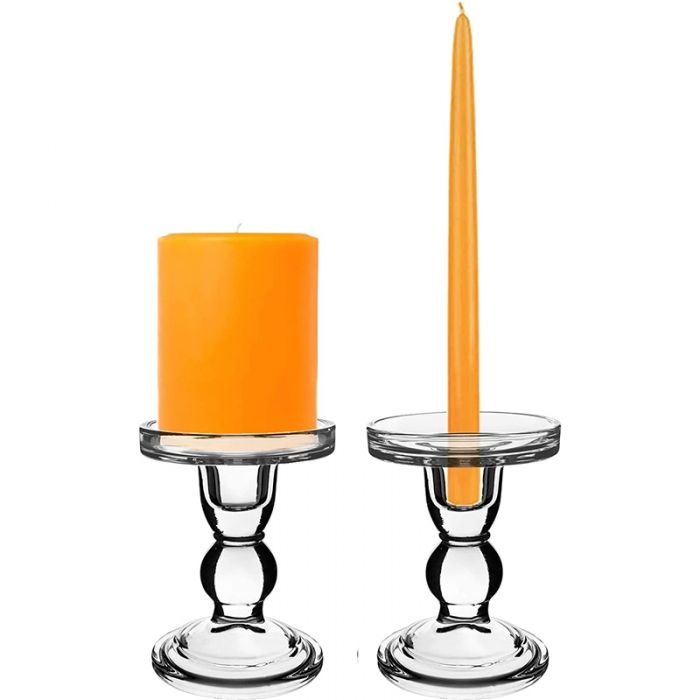 Pillar Taper Candle Holder