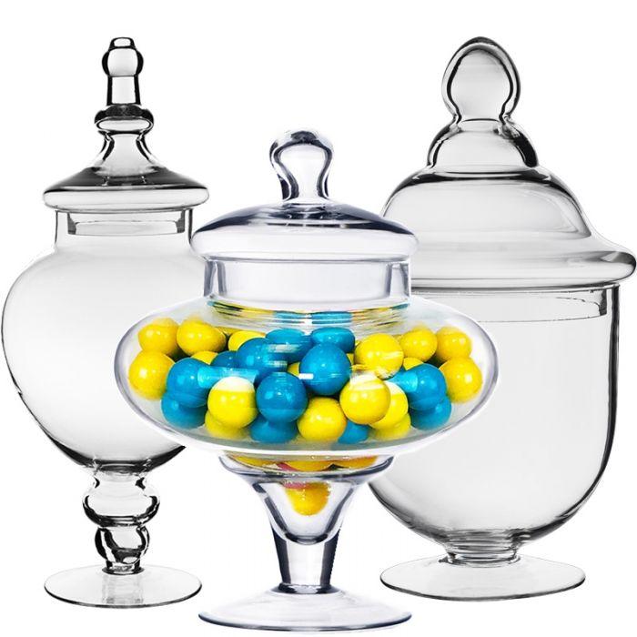 Glass-Apothecary-candy-buffet-jars-gaj115