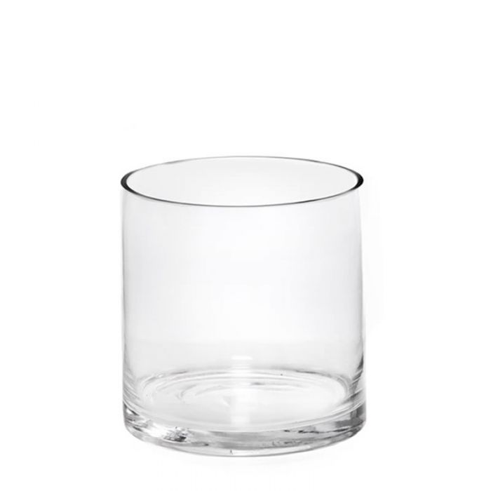 7 inches glass cylinder vases wholesale