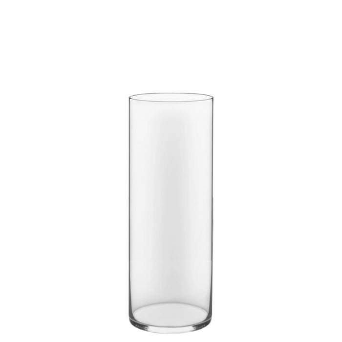 14 inches glass cylinder vase