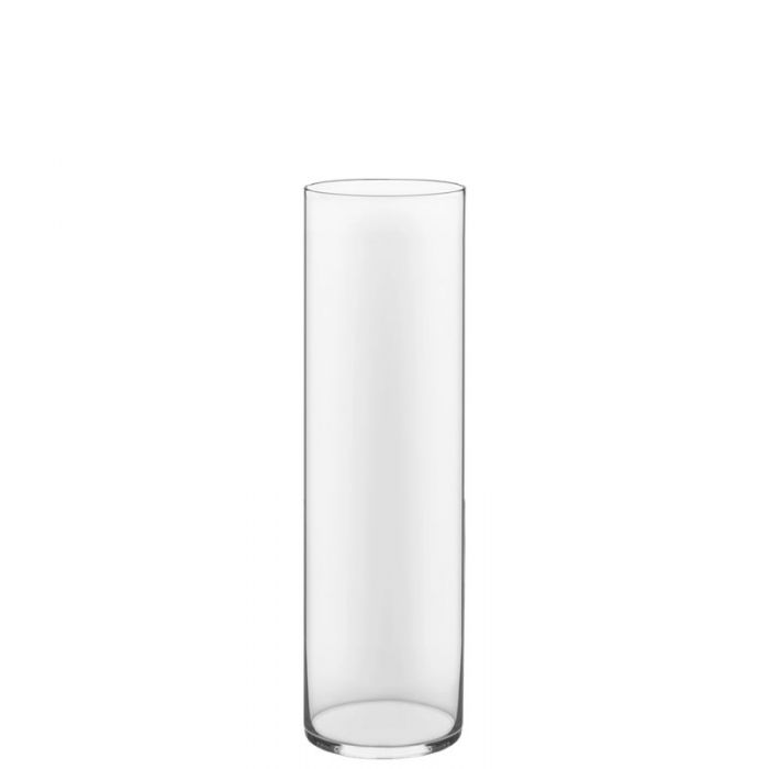 20 inches glass cylinder vase