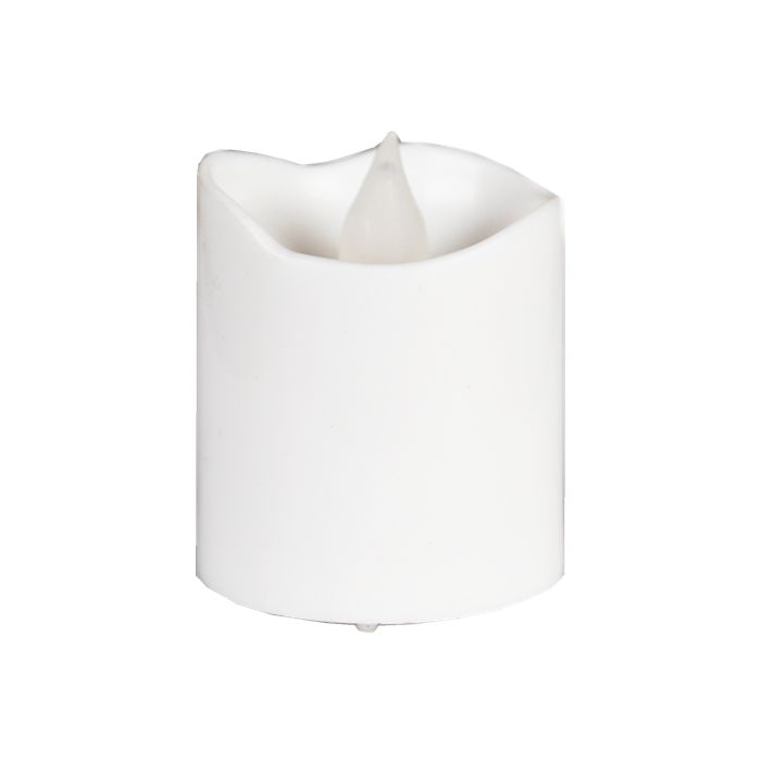 Flameless Votive Candles -white-1