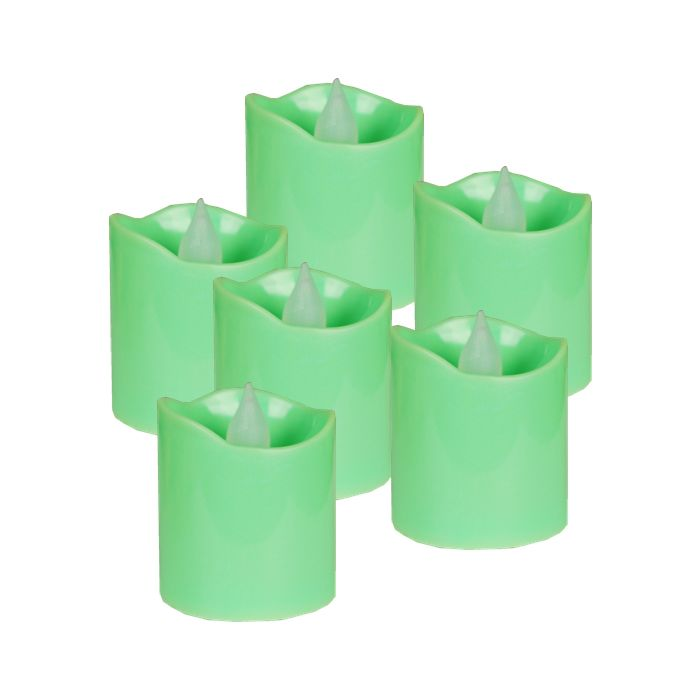 LED Flameless Votive Candle H-1.6