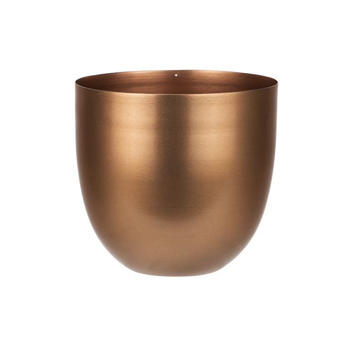 metal-steel-copper-finished-vase