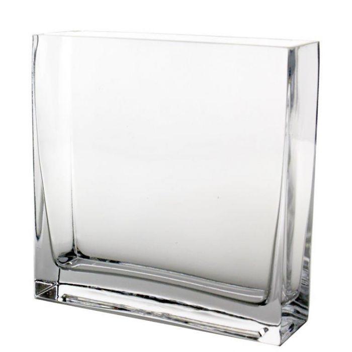 slim rectangular vase