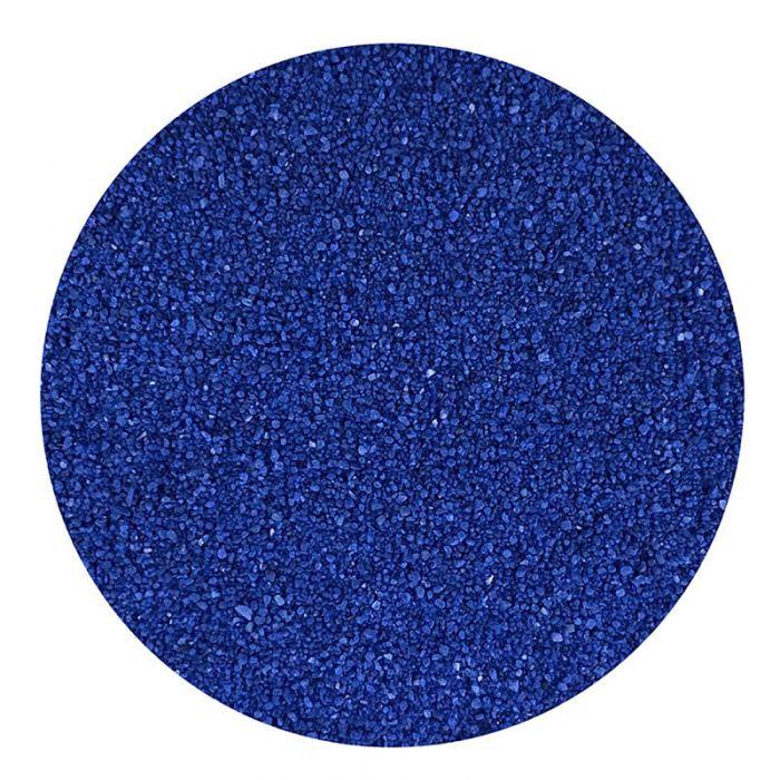 Colored Sand Vase Fillers Royal Blue, Pack of 8